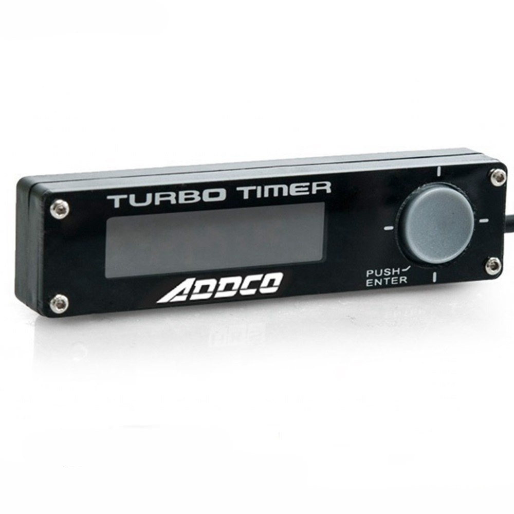 Turbo Timer ADDCO Red - GRUBYGARAGE - Sklep Tuningowy